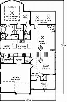 spacious narrow lot design with elevator 20036ga
