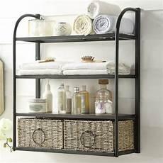Bathroom Shelves Wayfair by Laurel Foundry Modern Farmhouse Kiowa Hanging Storage Rack