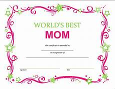 mothers day card printable template 20614 free mothers day printable certificate mothers day cards mothers day crafts for