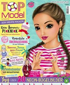 Top Model Heft - topmodel magazine juillet 2017 version allemande