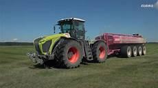 Malvorlagen Claas Xerion Java Claas Xerion Tractor Manure Handling Applications En