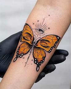 61 pretty butterfly tattoo designs and placement ideas