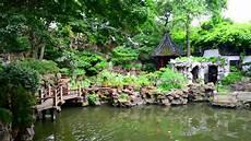 Chinesischer Garten Privat - stock of traditional garden yu