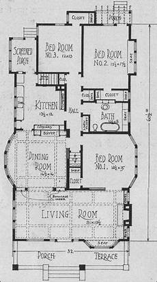 bungalow house plans alberta bungalow plan reeves bailey vintage house plans how