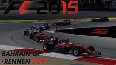 Formula 1 2015 Bahrain Gp Rennen 007 Let 180 S