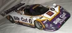 jaguar xjr 8 lm the motor museum in miniature
