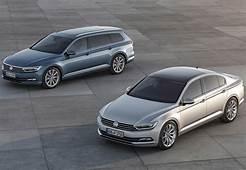 2015 Volkswagen Passat European Spec Revealed