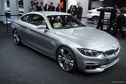 Image BMW 4 Series Coupe Concept At 2013 Detroit Auto