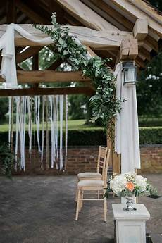 outdoor ceremony wethele manor wedding
