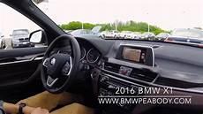 2016 Bmw X1 Start Up Walkthrough Parking Assistant