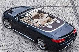 2019 Mercedes Benz S Class Cabriolet Review Release Date