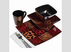 Animal print dinnerware   Dinnerware   Pinterest   Home