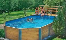 Garten Pool Selber Bauen - bausatz pool selbst de