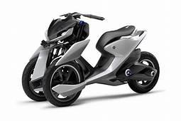 Yamaha 03Gen Scooter Concepts  Motorbike Design
