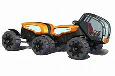 ants are the tractor of the future sketching truck design tractors concept cars