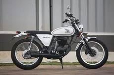 Cb Modif Japstyle by Honda Cb 125 Modif Style Classic The Legend