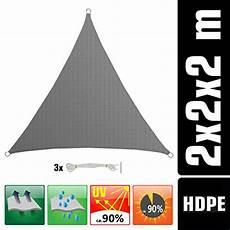 sonnensegel dreieck 2x2x2 schn 228 ppchen finden