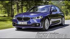 New Sedan From Bmw The Serie 3 2018