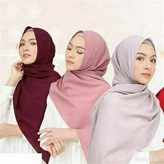 Jilbab Pashmina Bahan Model Terbaru