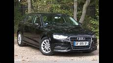 audi a3 business line essai audi a3 sportback 1 6 tdi 110 ultra business line