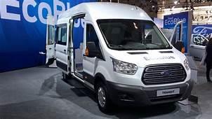 Ford Transit 2017 In Detail Review Walkaround Interior