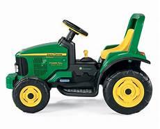 6v peg perego deere power pull elektro traktor