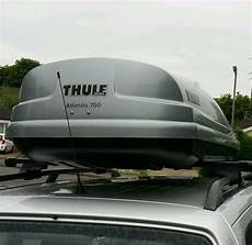 thule atlantis 780 thule atlantis 780 roof box for sale in bletchley