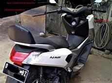 Variasi Yamaha Nmax jual variasi yamaha nmax sandaran belakang di lapak