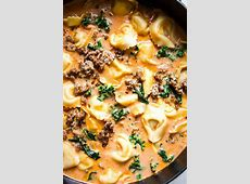 healthy tomato tortellini soup_image