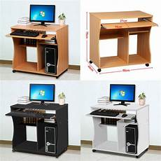 home office computer furniture wooden home office computer desk study furniture mobile