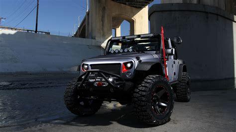 Omix Ada Jeep Wrangler 4k Wallpaper