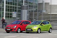 kleinwagen vergleich 2017 kleinwagen vergleich wer kann mehr ford oder