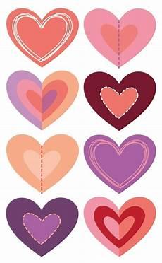 Vorlagen Herzen Malvorlagen Selber Machen 20 Romantische Ideen Zum Valentinstag Herzen Selber Machen