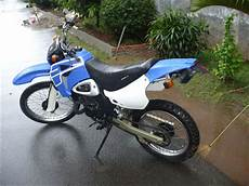 Modifikasi Ts 125 by Modifikasi Suzuki Trail Ts 125 Serayamotor