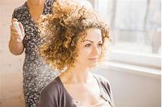 Salon Curly Hairstyles