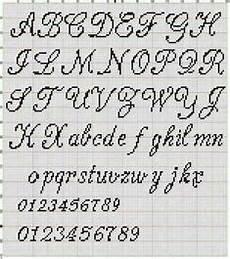 Sticken Babykleidung Kreuzstich Alphabet