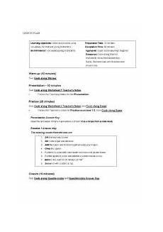 english teaching worksheets cooking