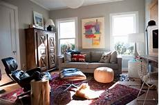 Eclectic Home Decor Ideas by A Comfortable Library Eclectic Home Office Dallas