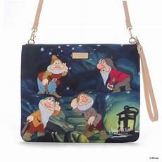 snow white thavasa flat shoulder bag disney brand clutch seven dwarfs ebay
