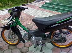 Modifikasi Motor Shogun 110 Kebo suzuki shogun kebo modifikasi thecitycyclist