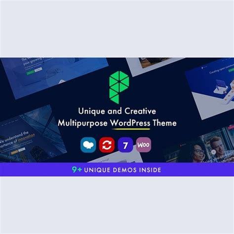 pimp v1 6 1 creative multipurpose wordpress theme