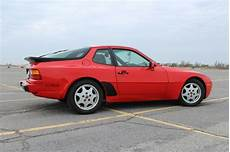 old car manuals online 1989 porsche 944 interior lighting guards red with black interior classic porsche 944 1989 for sale