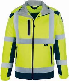 Arbeits Winterjacke Herren - winter warnschutz softshelljacke 2farbig gr s 5xl