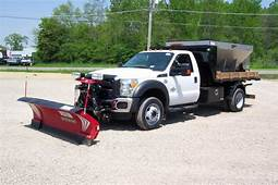 Salt Spreader Vehicles For Sale