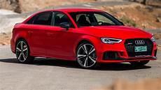 2017 Audi Rs3 Limousine Test Drive Review Fahrbericht