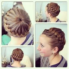 gymnastics hairstyles for long hair for the diva