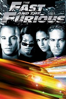 The Fast And The Furious 2001 Posters The