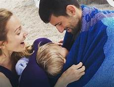 Novak And Djokovic Are Expecting A Baby