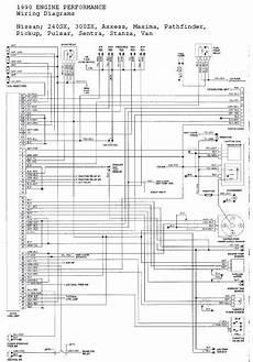 1989 nissan pathfinder wiring diagram repair manuals nissan 240sx 1989 1990 repair manual