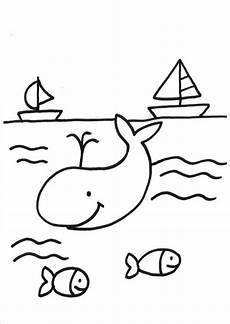 Malvorlagen Delfine Und Wale Kostenlose Malvorlage Delfine Und Wale Wal Fische Und